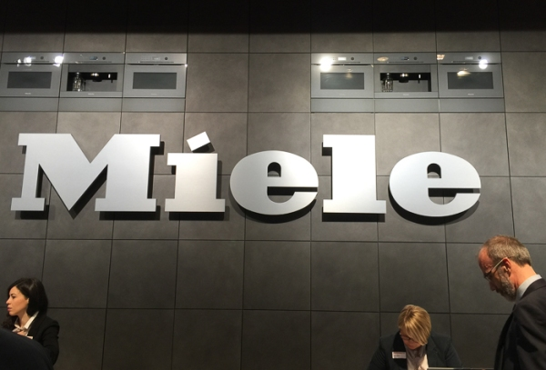 Miele launch the invisible kitchen at Salone del Mobile- mycustardpie.com