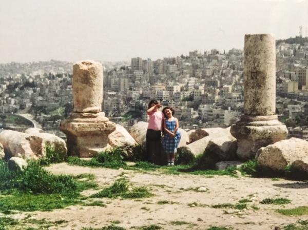 Amman, Jordan on mycustardpie.com