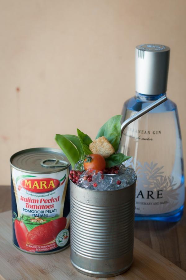 Jimmy Meyer cocktail recipe with Gin Mare on mycustardpie.com