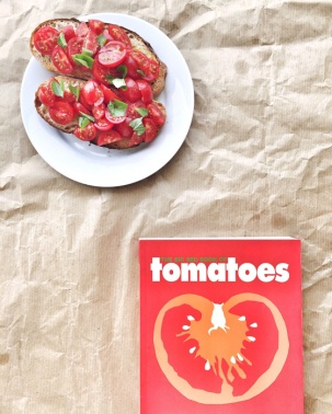 Tomato obsession on mycustardpie.com