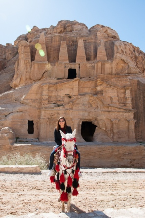 A visit to Petra in Jordan on mycustardpie.com