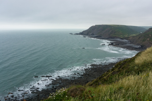 Hartland Quay to Bude on the South West Coast path on mycustardpie