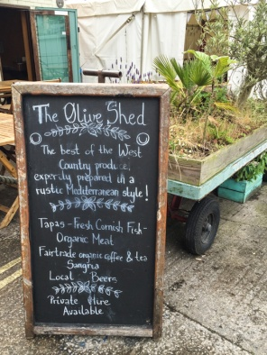 The Olive Shed - A day our in Bristol on mycustardpie.com