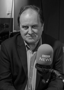 James Naughtie reveals food and drink writing rituals