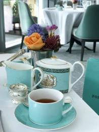 Afternoon tea Fortnum and Mason Dubai
