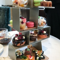 Afternoon tea Four Seasons DIFC