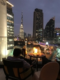 Luna Sky Bar, Four Seasons DIFC