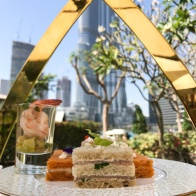 The Palace afternoon tea, Downtown Dubai