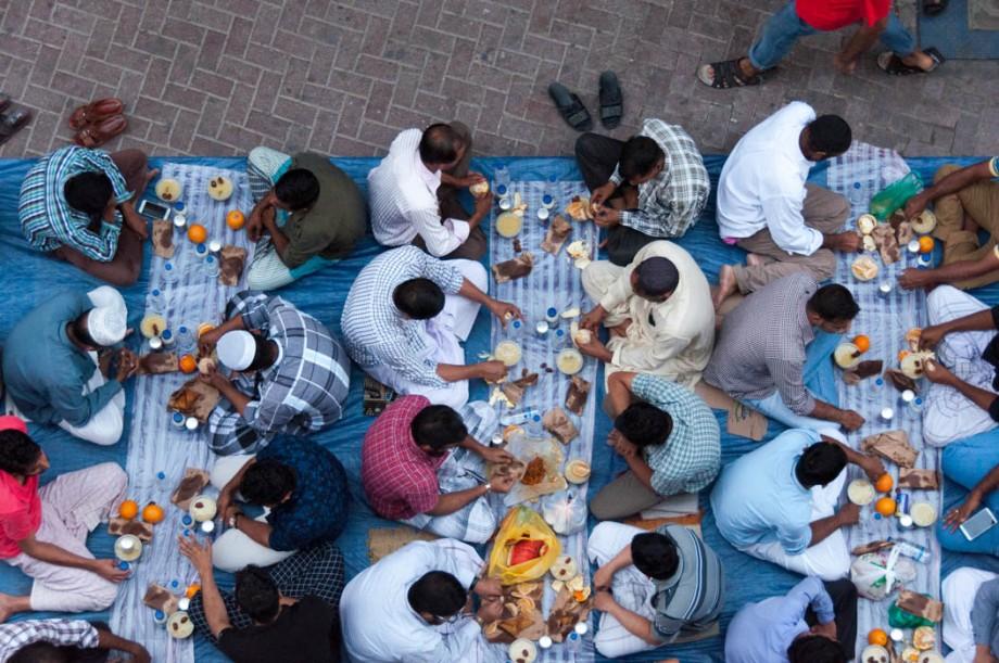 Iftar Frying Pan Adventure