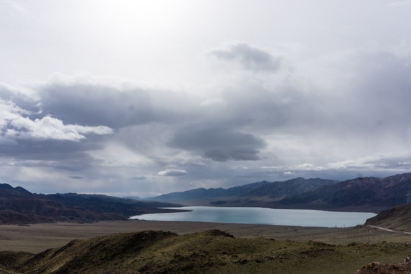 Lake Issyk-kul. Hiking and exploring in Kyrgyzstan