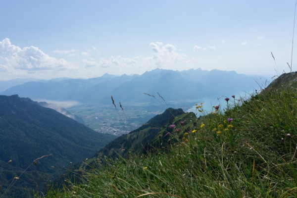 A visit to Rochers de Naye, Vaud, Switzerland