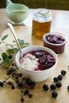 Millet porridge - Wild Honey and Rye cookbook review