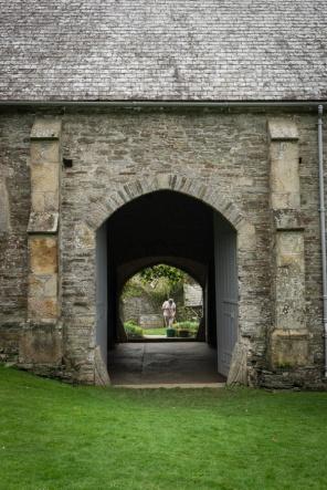 Andrew Logan at Buckland Abbey