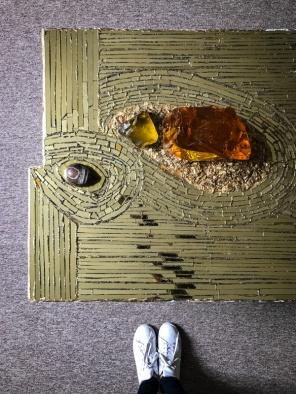 Zen Garden by Andrew Logan at Buckland Abbey