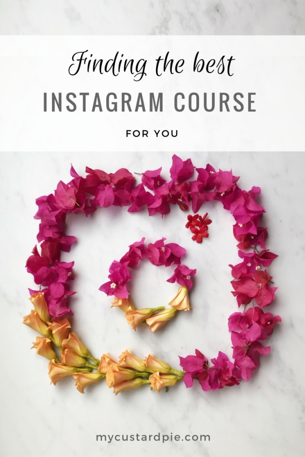 Finding the best Instagram course for you