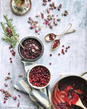 Cranberry sauce - as part of an Instagram Challenge