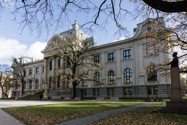 The Latvian National Museum of Art