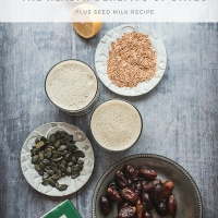 Dates and health, plus a seed milk recipe