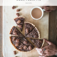 Mock pecan pie recipe - a baking challenge with a difference