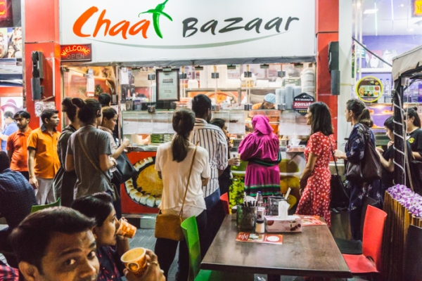 Chaat restaurant in Dubai