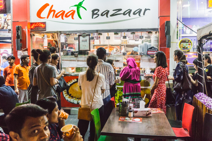 Chaat restaurant in Dubai