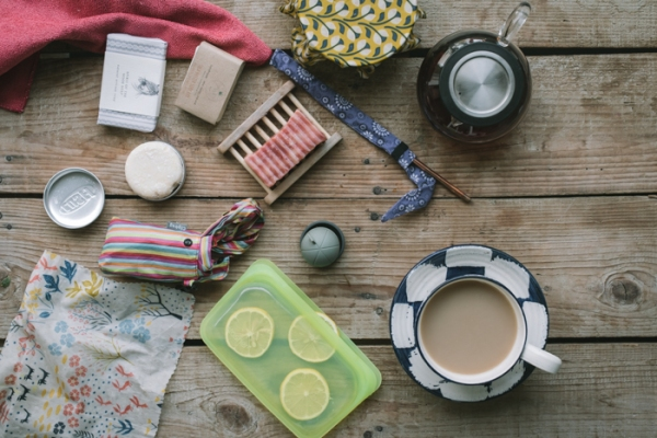 A range of alternatives to using plastic
