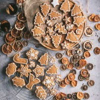 Gingerbread biscuits that are part of so many happy memories