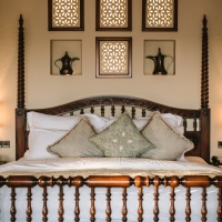 Perfect peace in the dunes: Al Maha Desert Resort and Spa