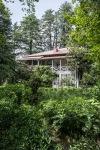 garden Roerich's Memorial house