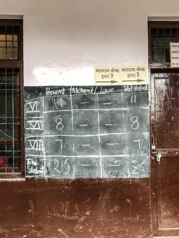 school attendance board