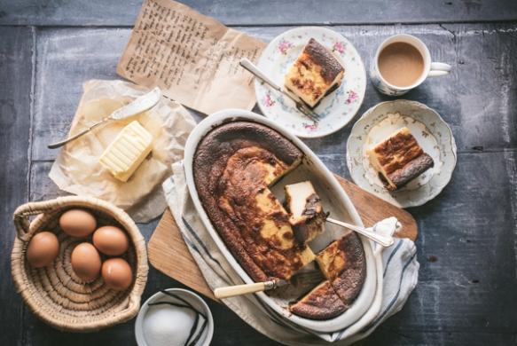 A Dessert From Brittany How To Make Far Breton My Custard Pie