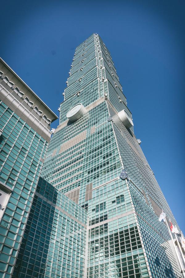 101 tower in Taipei