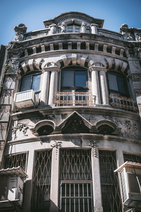 Baroque style building