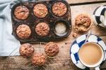 Banana date muffins-1083
