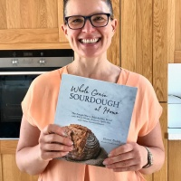 Whole Grain Sourdough at Home by Elaine Boddy: cookbook review