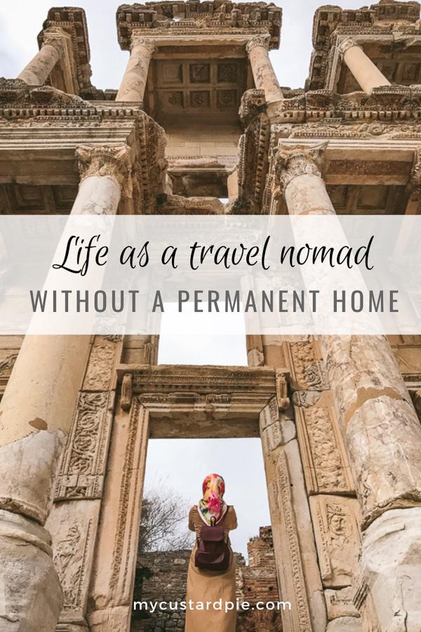 Travel nomad